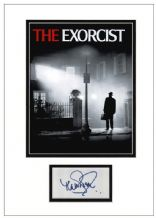 Max von Sydow Autograph Signed - The Exorcist